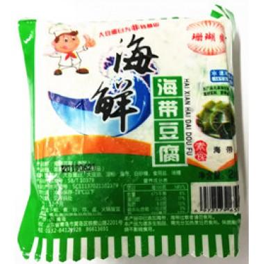 海鲜豆腐(海带味)(冻品280g/盒)