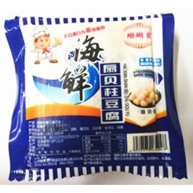 海鲜豆腐(扇贝柱味)(冻品280g/盒)