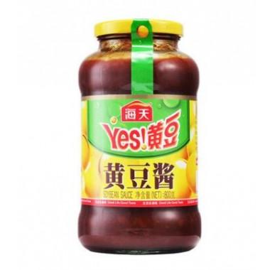 海天黄豆酱(原味)800g