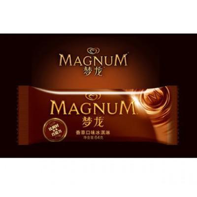 梦龙香草味巧克力冰淇淋64g