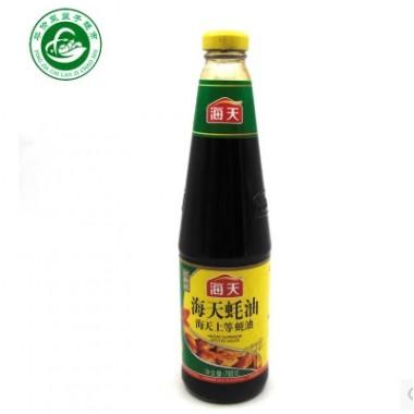 海天蚝油700ml
