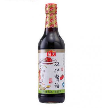 海天凉拌酱油500ml