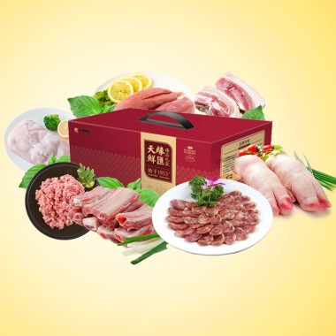 新春猪肉礼盒B款